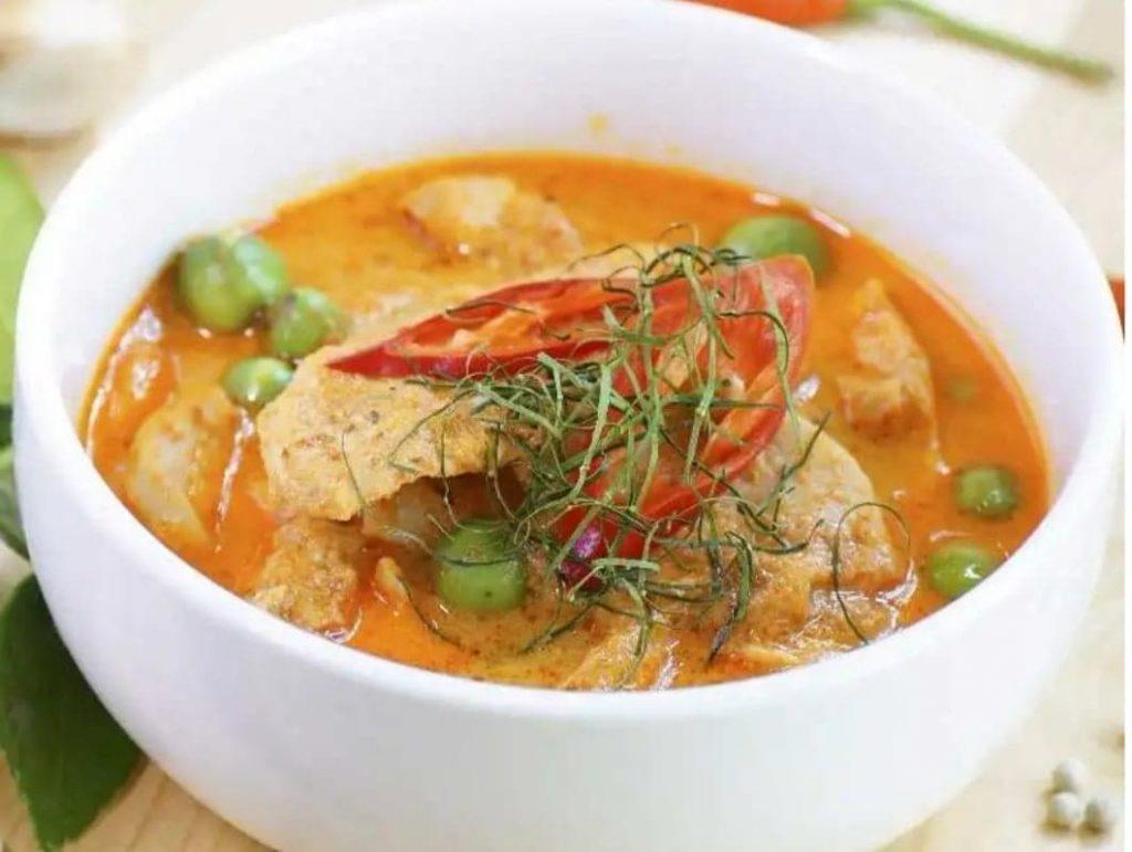 Panang Curry Kana